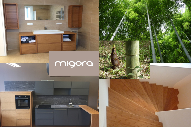 Häufig Migora Bambusparkett Michelitsch - Bambus Parkett - Möbel und CO09